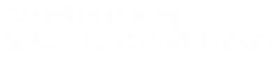 Canadian Poultry Sustainability Award