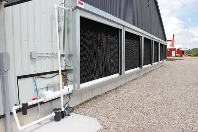 A guide to evaporative cooling systems