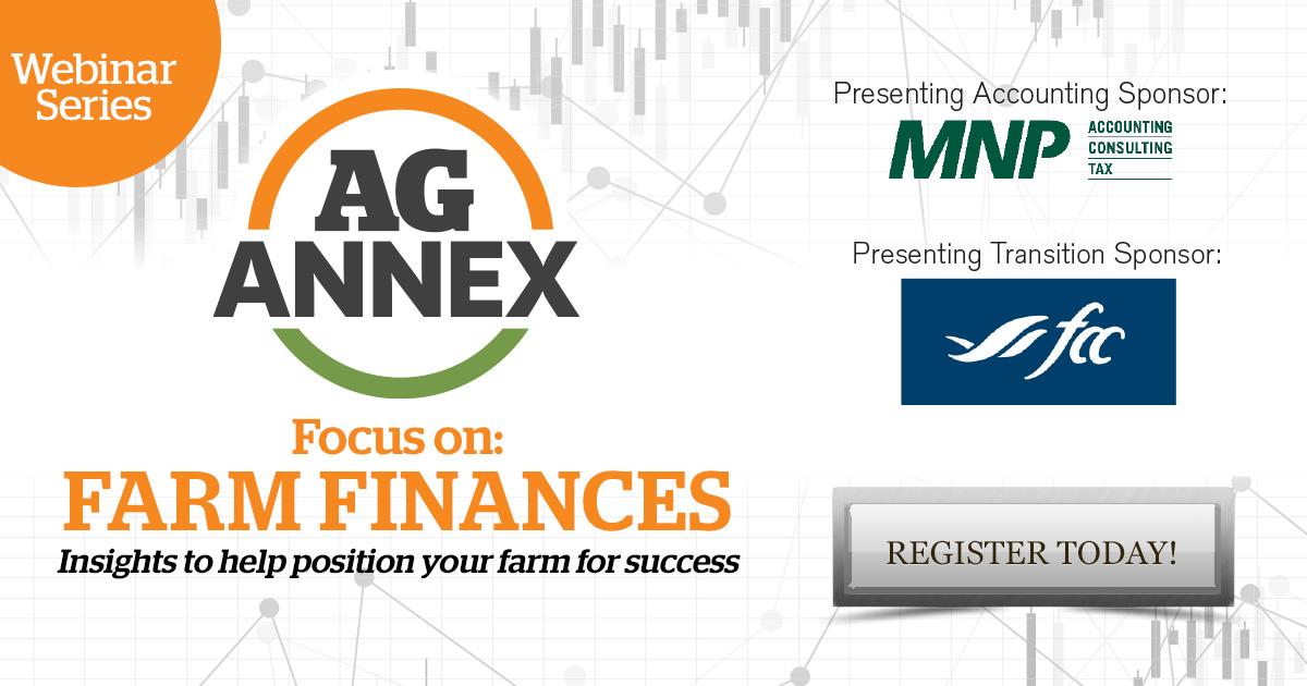 Focus On: Farm Finance webinar series